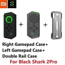 Xiaomi BlackShark 2Pro étui Double glissière Gamepad étui pince forme Portable contrôleur de jeu mécanique Rail connexion boîtier Gamepa