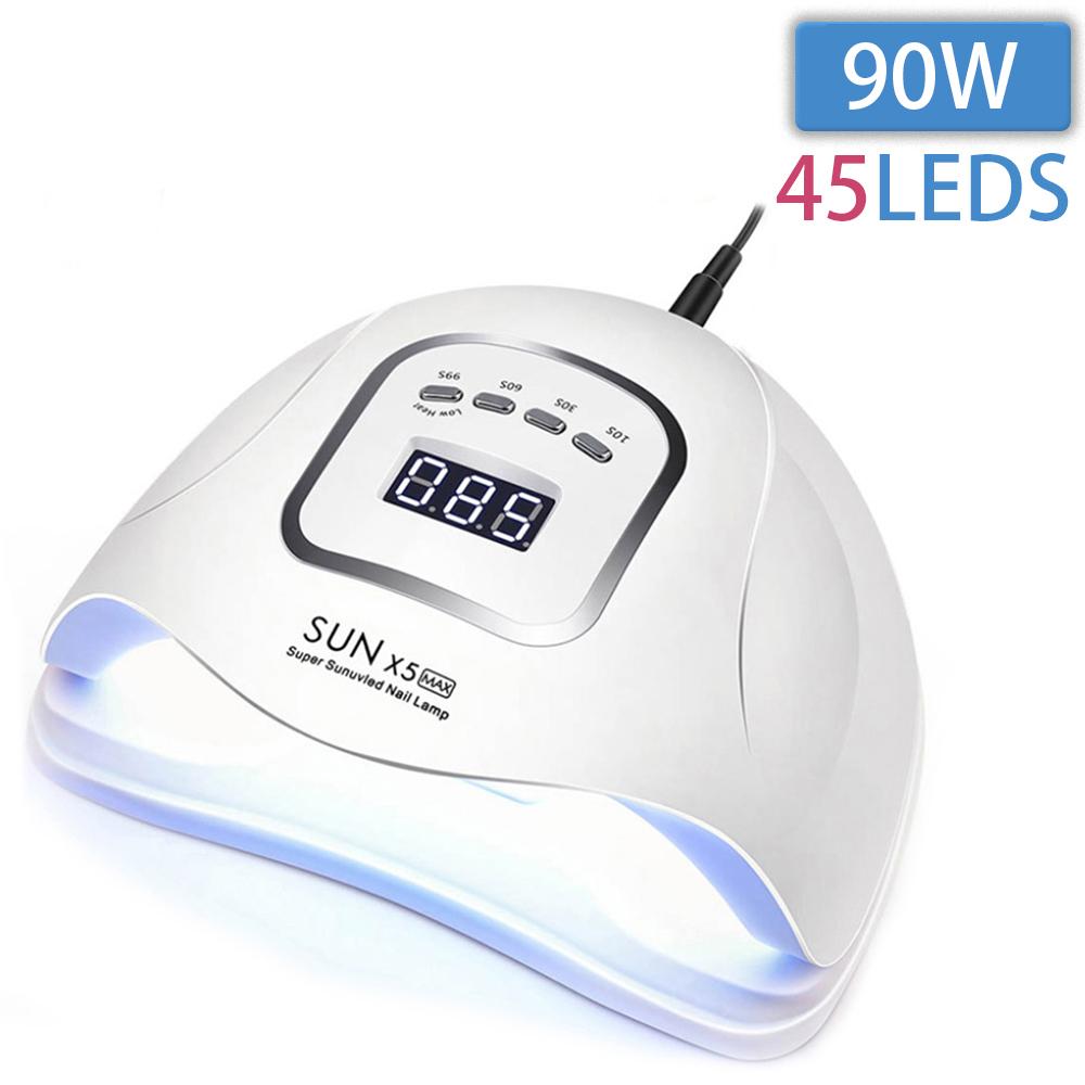Nova UV LED svetilka za sušenje nohtov