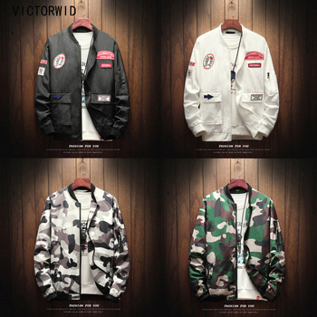 2020 мужское белое пальто новое прибытие мужское пальто камуфляж бомбер куртка мужская куртка плюс размер