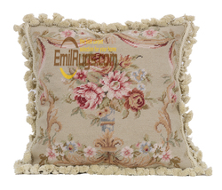 needlepoint lace cushion cover flower handmade vintage pillowcases luxury  decoration for coffee home218-9 16xgc165neecusyg8