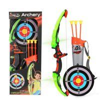 Light Up Archery Bow and Arrow Toy Set 1