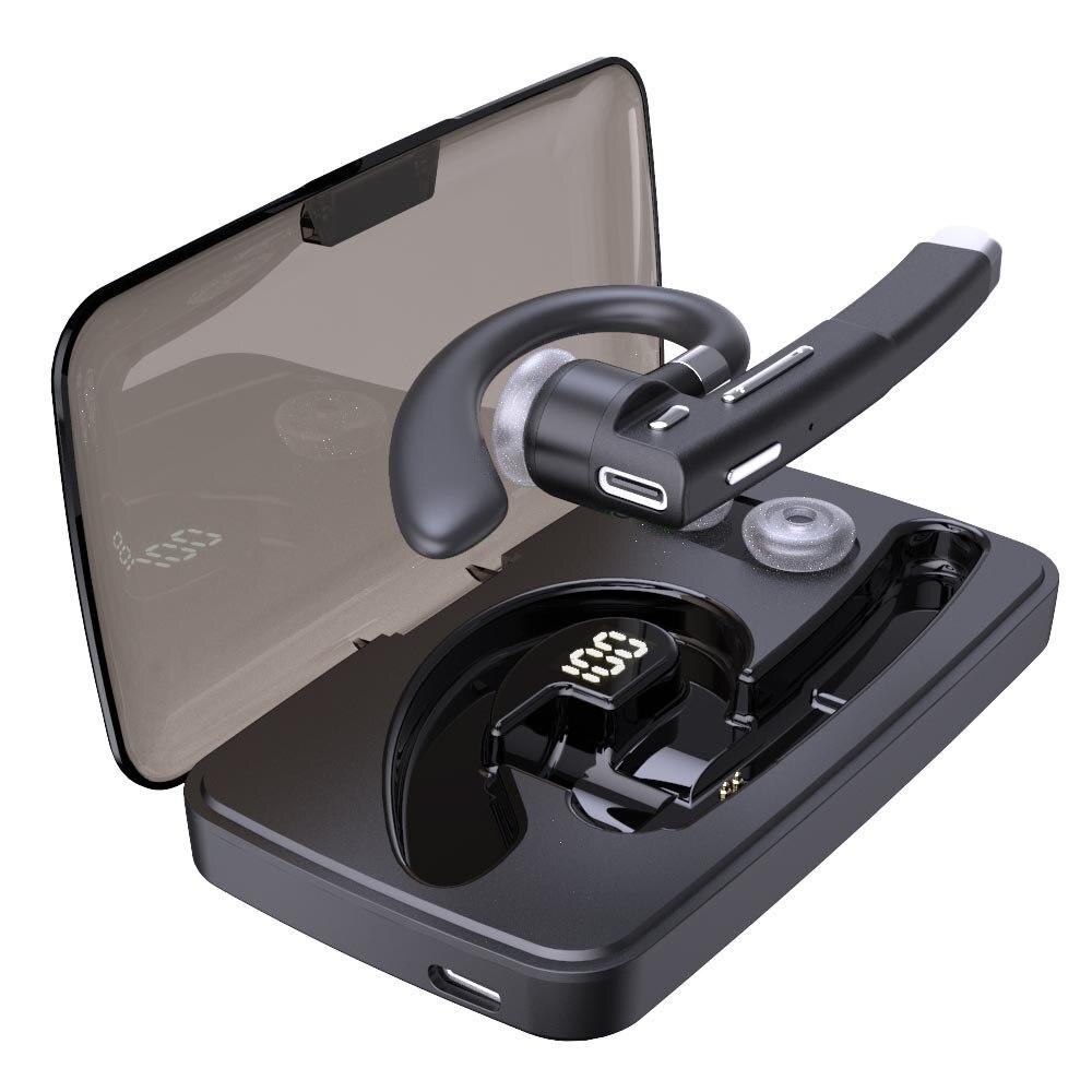 Bluetooth Kopfhörer Bluetooth 5,0 Ohrhörer Freihändiger Kopfhörer Mini Wireless Headset Ohrhörer Ohrhörer Für iPhone xiaomi