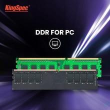 KingSpec-memoria ram DDR4 para PC de escritorio, 8GB, 16GB, 4GB, 2400MHz, 2666MHz, Dimm, ddr4