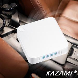 Mini Car Air Purifier Ozone Ge
