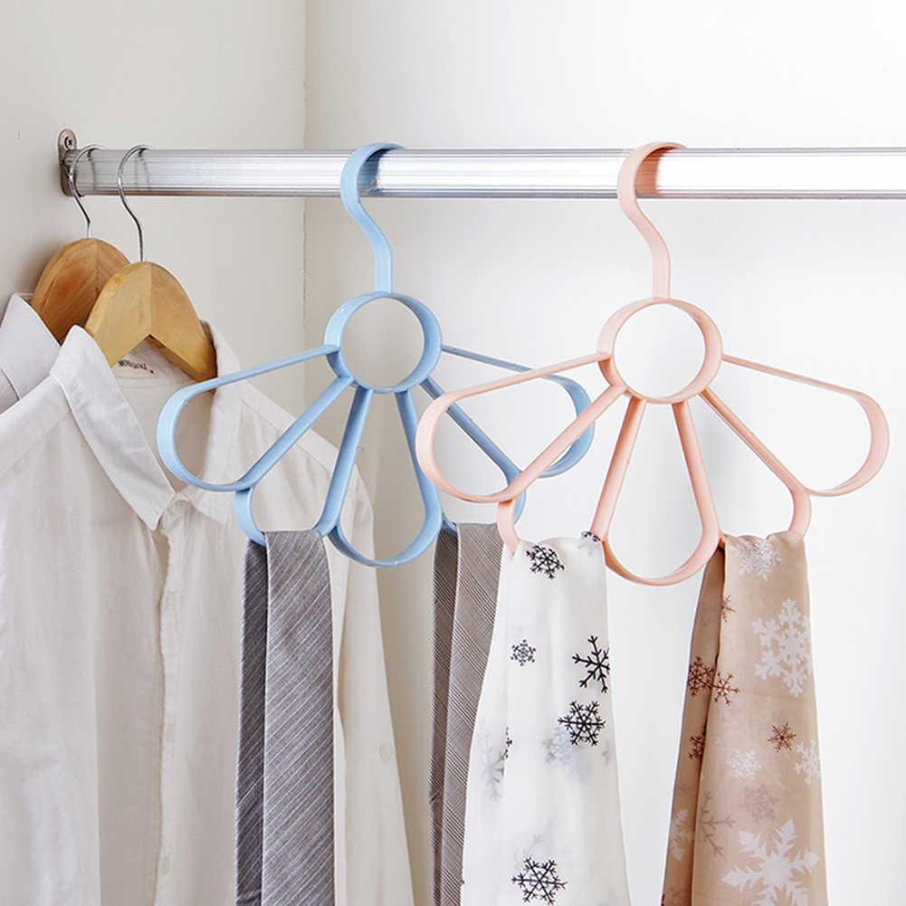 Nordic Stil Tie Rack Schal Rack Schal Rack Dick Und Langlebig 1 Kreative Kunststoff Kleiderbügel Hosen Rock Halskette Rock Haken aufhänger