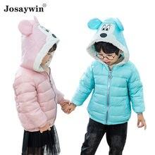 Josaywin/Новое поступление зимняя детская куртка пальто для