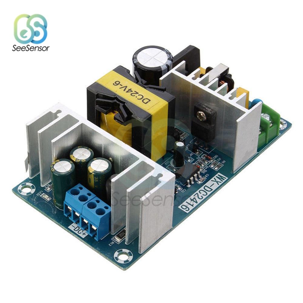 Ac-dc модуль питания переменного тока 100-240 В к DC 24 В 9A 150 Вт импульсный модуль питания