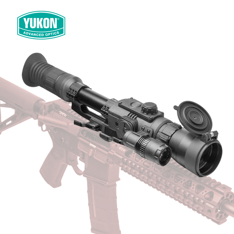 Yukon Night Vision Riflescope For Hunting Photon RT 6х50S Digital Collimator Sight Night Vision Scope