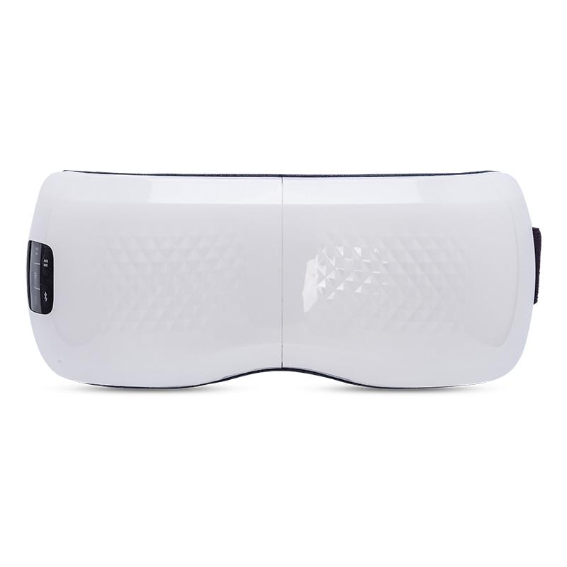 Eye Massager Hot Compress Fatigue Dark Circles Eye Mask Vision Massage Principle Vibration Air Pressure Hot Compress