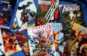 约1/3漫威漫画将在新冠大流行期间推迟发行