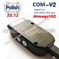 2020 WESHEU VCDS V2 интерфейс VA COM 20.4.2 Super COM 20,4 для VW AUDI Skoda Seat VAG 20,12 Польский Английский Atmega162