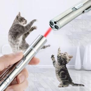 3 in 1 red laser pointer flash