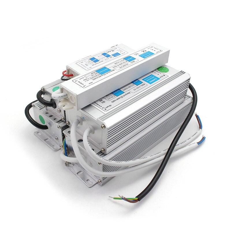 AC DC 24V 25W Tragbare Netzteil Wasserdicht Beleuchtung Transformator Fahrer für Led IP67 AC DC Quelle Konverter 220V ZU 24V