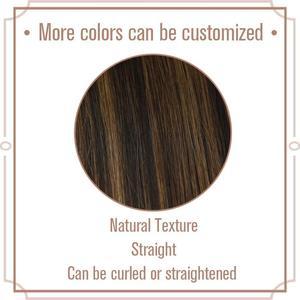 Image 2 - VeSunny Pre Bonded keratyna płaska końcówka przedłużanie włosów 100% prawdziwe ludzkie włosy Fusion Hair 50gr na zestaw 14 24 cali