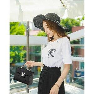 Image 2 - Women Handbags PU Leather Shoulder Messenger Bags lady Hand Bags High Quality Fashion Female Bag Crossbody Bags for Women 2020