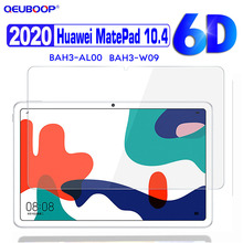 Mate-Pad Screen-Protector Tempered-Glass Huawei Glass-Guard Bah3-W09-Screen