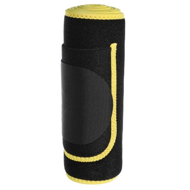 Weight Loss Body Slimming Belt Waist Support Trimmer Multifunctional Tummy Neoprene Exercise Belly Adjustable Sweat Wrap Elstiac 2