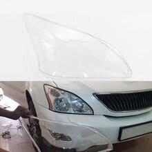 רכב פנס עדשה לקסוס RX300 RX330 2003 2004 2005 2006 2007 2008 החלפת רכב אוטומטי מעטפת כיסוי