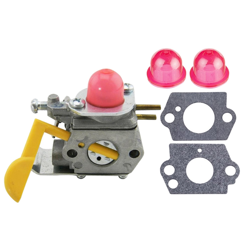 Carburetor Primerbulb Bulb For Poulan Craftman Eater Featherlite Sst25 Fl20 Fl20c Fl23 Fl26 Fx26s Fx26sc Mx550 Mx557 P1500 P2500