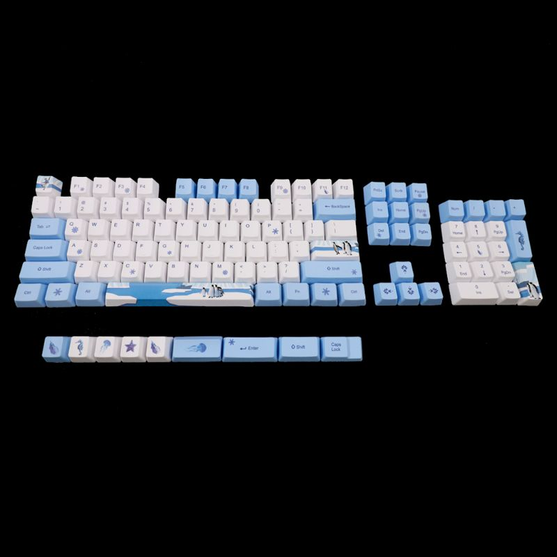 corante-sublimação teclado mecânico keycaps