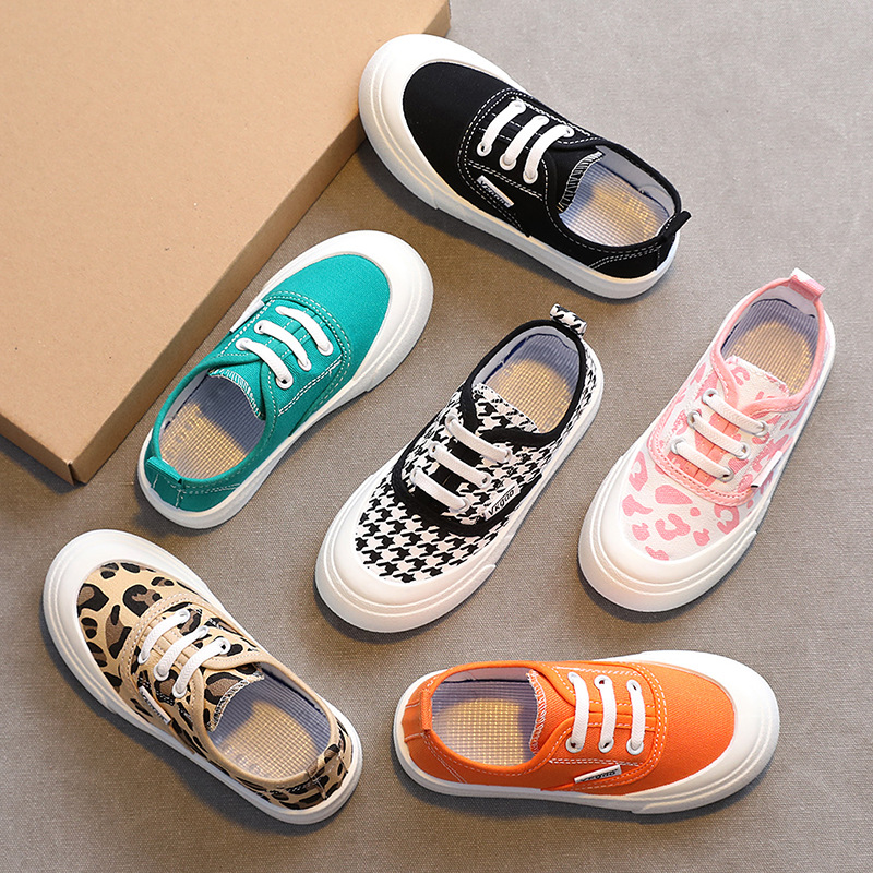2021 Sneakers Kids Shoes Boy Girl Child Sneaker Breathable Canvas Shoes For Children Summer Fashion Baby Shoes 3