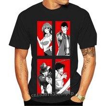 T-Shirt Lupin Iii le troisième dessin animé, à la mode, de rue, 80 - Mito-1-s-m-l-xl