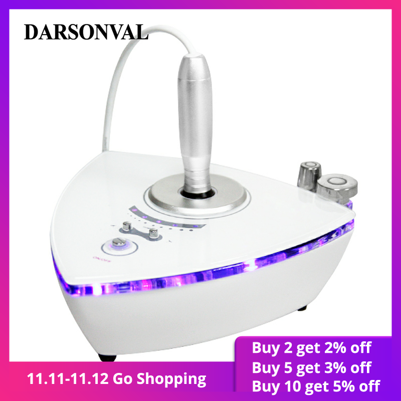 DARSONVAL Face Sculptor Aesthetic Machine Mesotherapy Microdermal Radiofrequency Facial RF Slim Wrinkle Removal Anti-aging