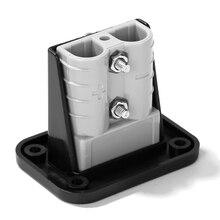 Akcesoria samochodowe złącze wtykowe Anderson 50 Amp mocowanie panelu podtynkowego do przyczep kempingowych 4WD części zamienne