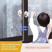 Замки для окон и дверей с ключом, предотвращающие падение детей, замок для дверей холодильника, шкафа, крепкий клей, устройство для безопасности детей
