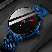 Luxury Mens Watches Fashion Men Stainles