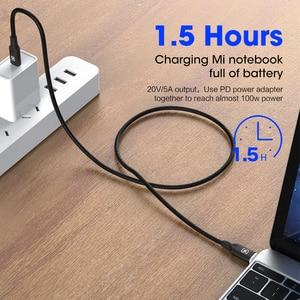 Image 2 - SIKAI magnetyczny 100W PD Cable dla iMac szybkie ładowanie dla Notebook