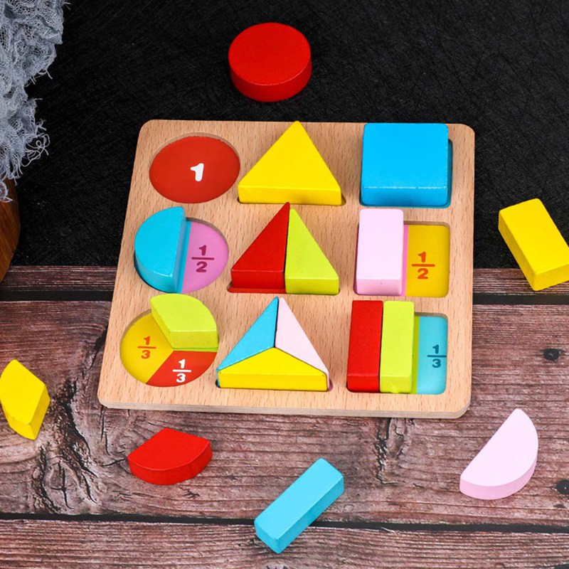 Learning Education Wooden Toys Children's Puzzle  Magic Cube Children's Educational Toys  Puzzle New Year Gifts