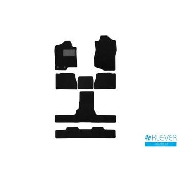Floor mats Klever premium Cadillac Escalade 6 seats automatic 2007-2014