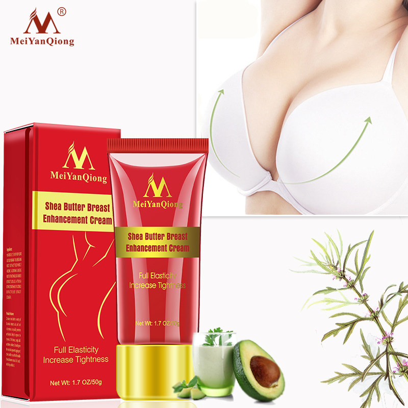 Herbal Breast Enlargement Cream Effective Full Elasticity Breast Enhancer Increase Tightness Big Bust Body Cream Breast Care
