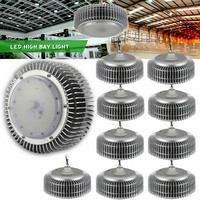 Garage Super Bright Easy Install Mining Lamp Aluminum Durable Ceiling Barn Warehouse Industrial Hanging High Power Led
