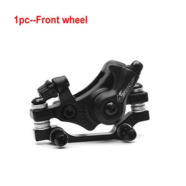 Jederlo MTBBike Mechanical Disc Brake Calipers 160mm//180mm//203mm Rotors Cycling
