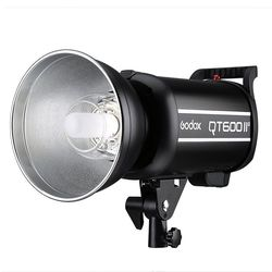 Godox QT600II M 600WS GN76 1/8000s High Speed Sync Flash Strobe Light with Built in 2.4G Wirless System the flash