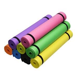 1730*600*4mm EVA Yoga Mat Non Slip Carpet Mat for Beginner Environmental Sports Fitness Pad Gymnastics Mats Outdoor Camping Mat