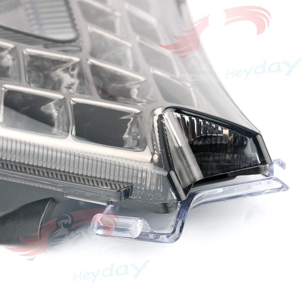 Image 5 - Motorcycle LED Taillight Integrated Turn Signals For Aprilia RSV4 Tuono V4 2010 2016 11 12 13 14 15