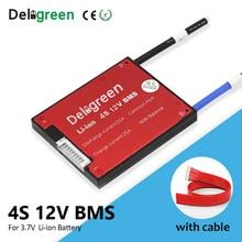 BMS 4s 12V 15a 20a 30a 40a 60a pour pack de batterie au lithium 18650 V, Li ion 3.7V, avec balance