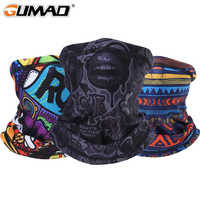 3D Seam cuello gater termal media cara máscara calentador polar tubo escudo deporte ciclismo esquí senderismo motociclista Bandana bufanda hombres las mujeres