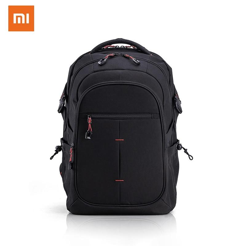 XIAOMI Youqi Large Capacity Multi-functional Backpack Canvas Backpack Sports Backpack Backpack Backpack Hiking Bag