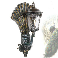 Aplique Pared Exterior Light Outdoor Lighting Iluminacion Buitenverlichting Wall Lamp Sconces Waterproof Retro Arandelas De