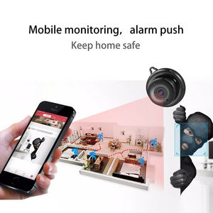 Image 4 - Hd 1080 Hd Mini Wifi Camera Draadloze Videcam Home Security Ir Cctv Camera Nachtzicht Bewegingsdetectie P2P Babyfoon v380