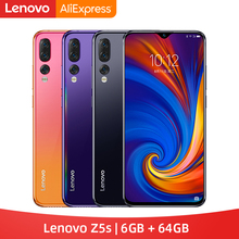 Global ROM Lenovo Z5s Snapdragon 710 Octa Core 6GB 64GB Mobile Phone