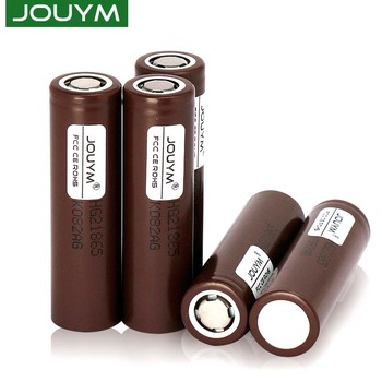 JOUYM Original HG2 18650 3000mAh 18650HG2 3.6V 18650 High-current discharge 30A High power dedicated Rechargeable battery jouym icr18650 30q 18650 3000mah rechargeable battery 30a large current 18650 high current power discharge welding nickel sheets