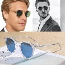 Unisex Classic Sunglasses Omalley 2020 Brand Polarized Sunglasses Men Women OV5183 Male Sun Glasses Women Oculos de sol
