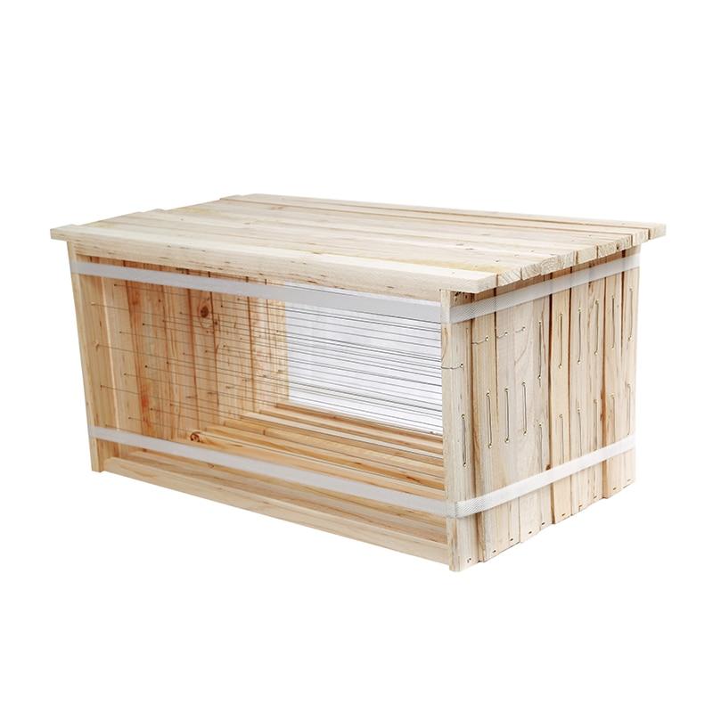 10pcs Beehive Wood Nest Frame For Apis Mellifera/Apis Cerana Beekeeper Professional Tools