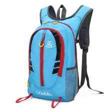 New Outdoor Riding Backpack Bicycle Bag Lightweight Hiking Waterproof Wearable Mens Travel Package