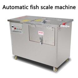 Ekspozycyjne ze stali nierdzewnej łowienia w skali skrobak XZ 550 typ elektryczny skrobak ryba skala ekspres automatyczny usuń ryby skala maszyna w Roboty kuchenne od AGD na